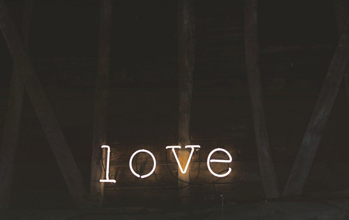Amar é uma escolha.Ame!