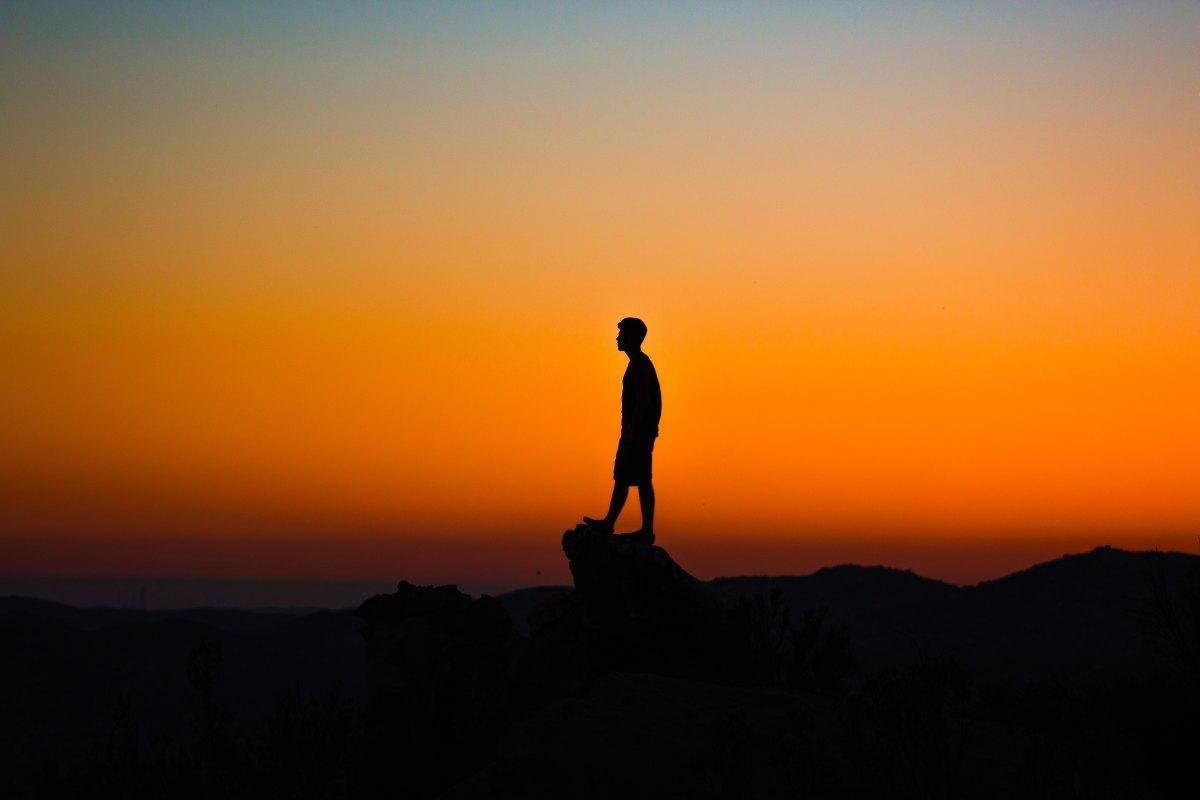 existência humana dentro e fora