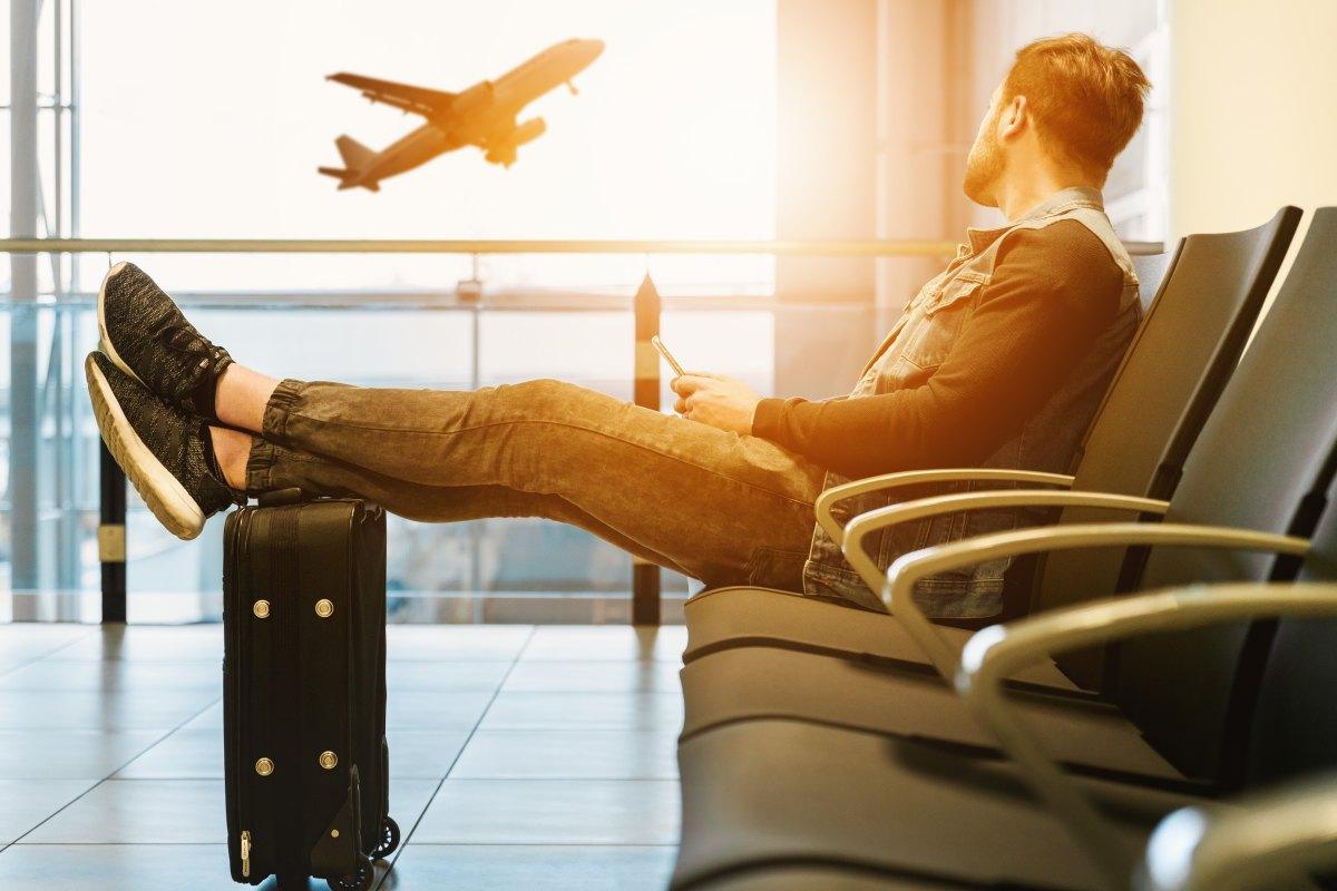 destino mais importante que a bagagem