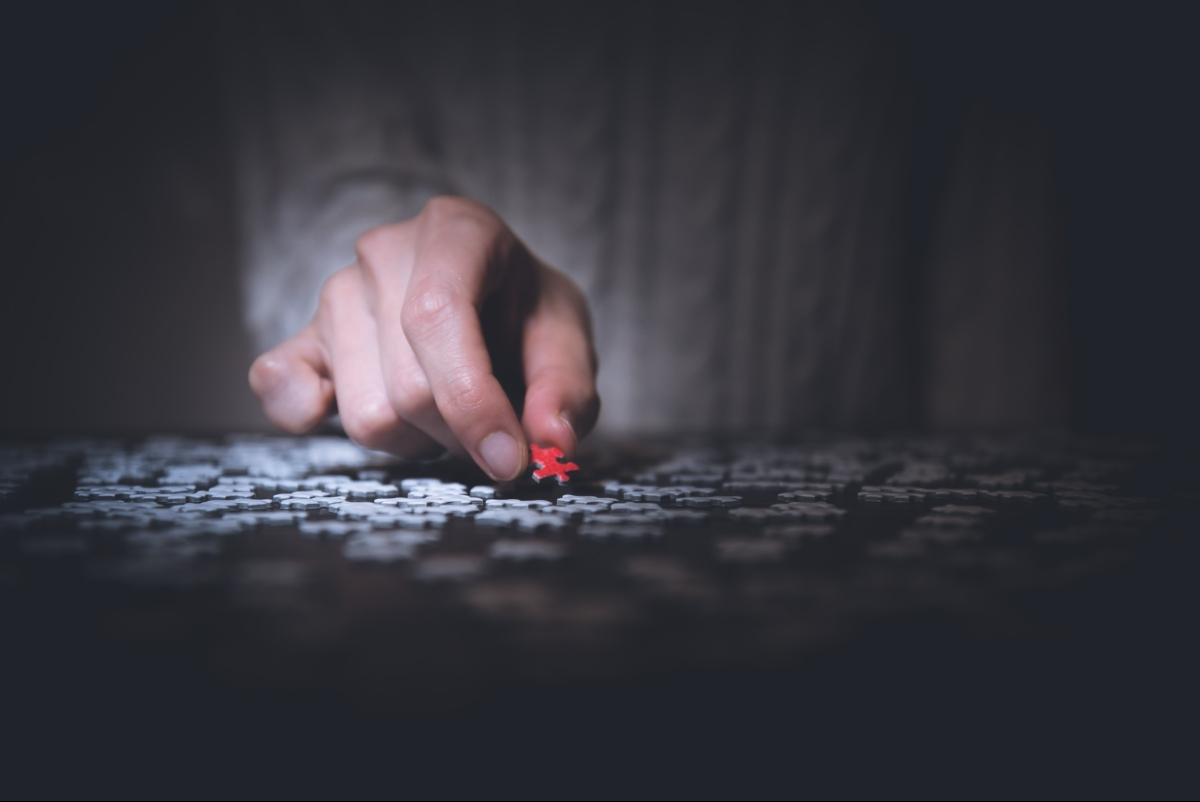 O quebra-cabeças da vida